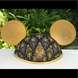 Haunted Mansion 50th Anniversary Ear Hat